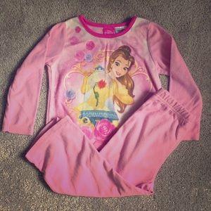 Toddler Disney pajamas